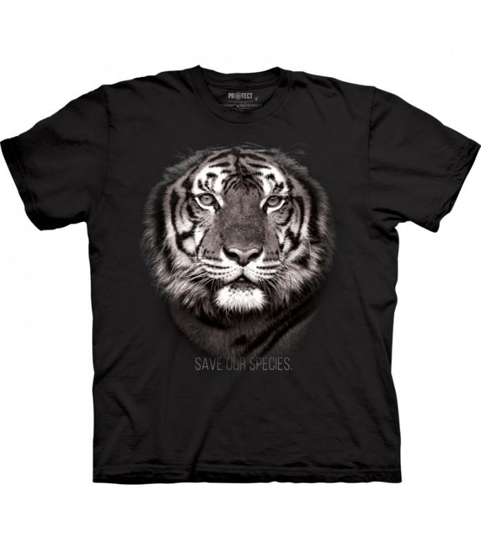 T-krekls Tīģeris Save Our Species