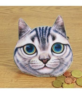 Pūkainais monētu maciņš