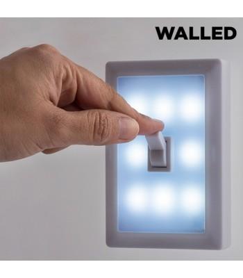 LED gaismas slēdzis