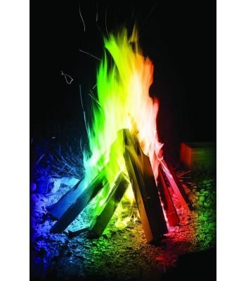 Krāsainais ugunskurs