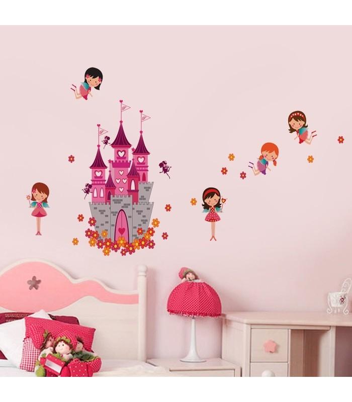 Sienas dekors Princešu pils