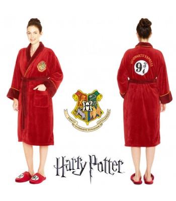 9 3/4 Harry Potter sieviešu halāts