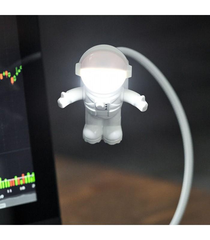 Astronauta USB lampiņa