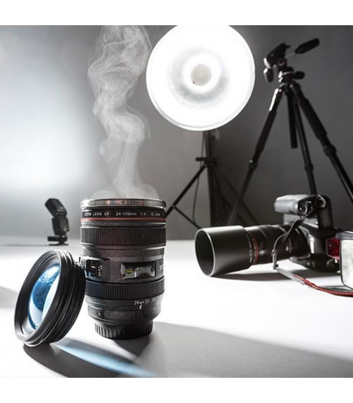 Foto objektīva termokrūze