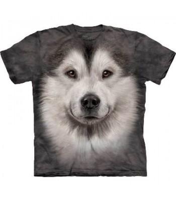 T-krekls Aļaskas malamuts