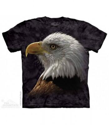 T-krekls Ērglis profilā