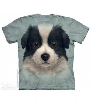 T-krekls Borderkollija kucēns