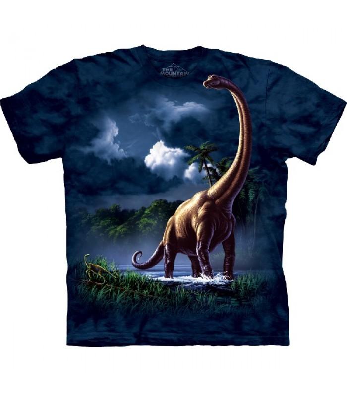 T-krekls Brahiozaurs