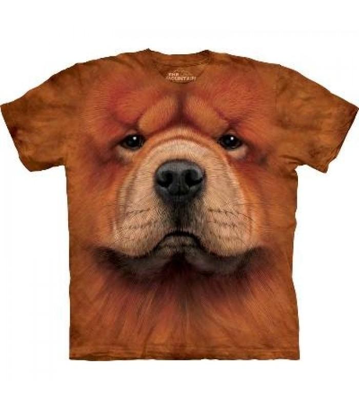 T-krekls Čau čau