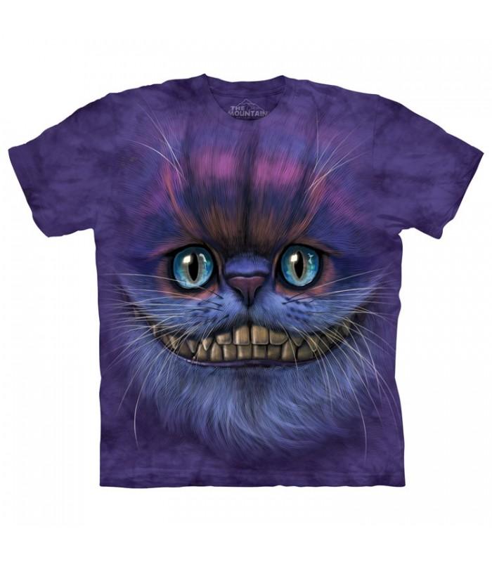 T-krekls Češīras kaķis