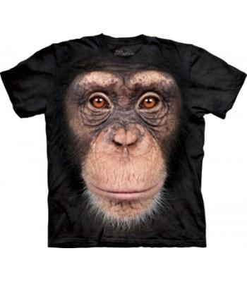 T-krekls Šimpanze