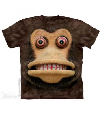 T-krekls Spokainais rotaļu mērkaķis