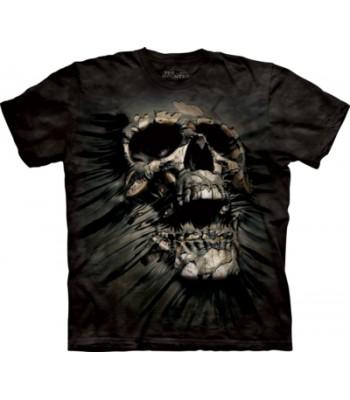 T-krekls Galvaskauss izlaušanās