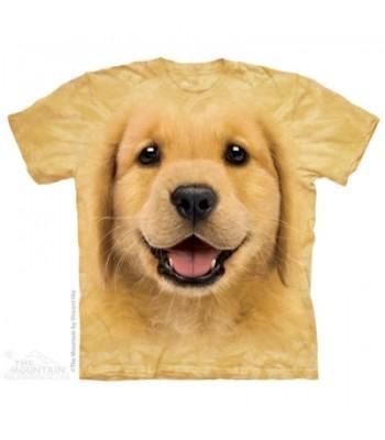 T-krekls Zelta retrīvera kucēns
