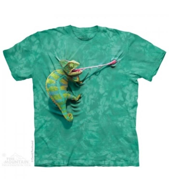T-krekls Hameleons