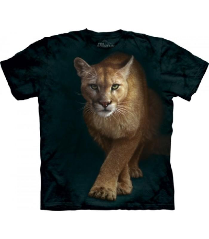 T-krekls Kalnu lauva