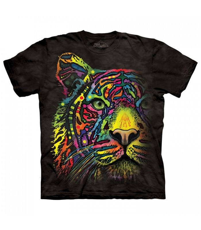 T-krekls Krāsainais Tīģeris