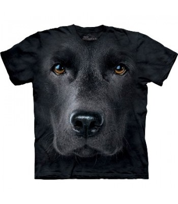 T-krekls Labradors melns