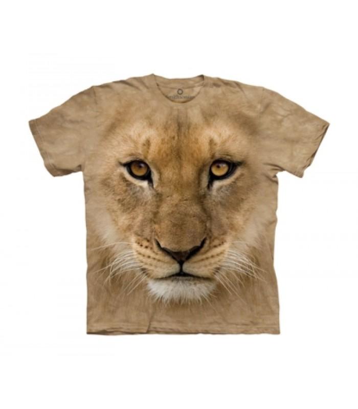 T-krekls Lauvas mazulis