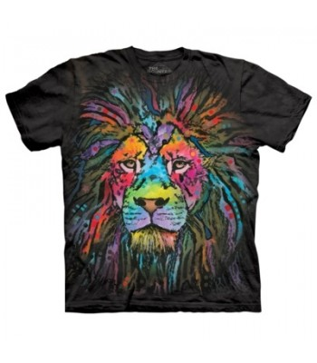 T-krekls Krāsainais lauva