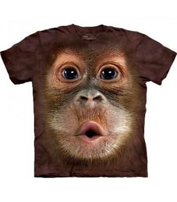 T-krekls Orangutans mazais