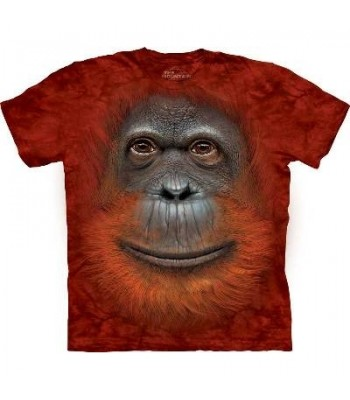 T-krekls Orangutans sarkanais