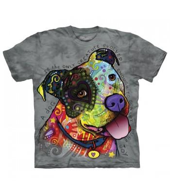 T-krekls Krāsainais suns Pure Joy