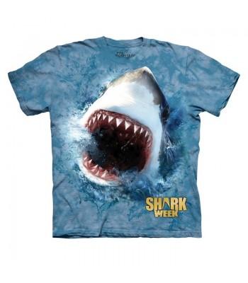 T-krekls Haizivs Shark week