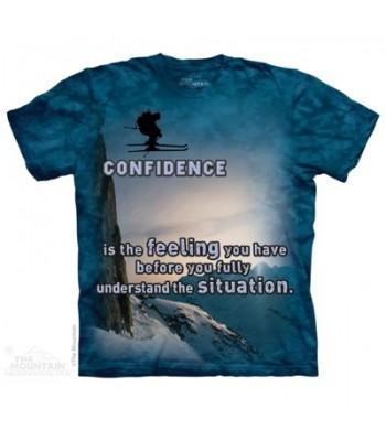 T-krekls Kalnu slēpošana