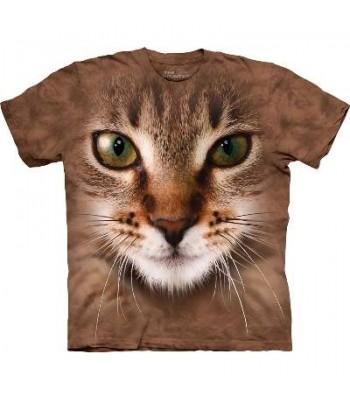 T-krekls Strīpainais kaķis