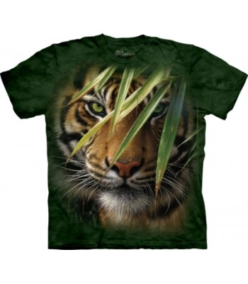 T-krekls Tīģeris džungļos