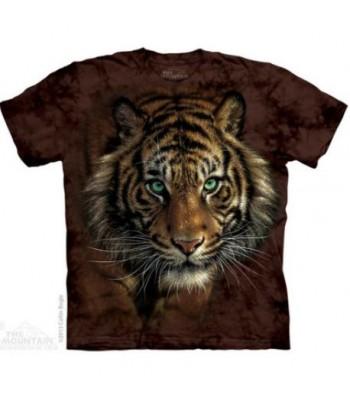 T-krekls Tīģeris medībās