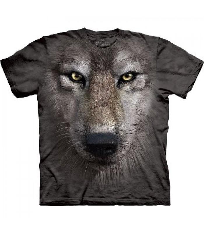 T-krekls Pelēkais vilks