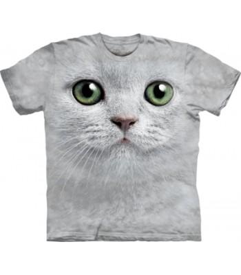 T-krekls Zaļacainais kaķis