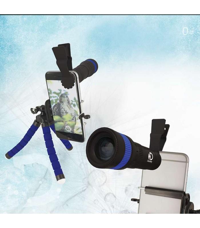 Discovery Channel telefona kameras teleskops