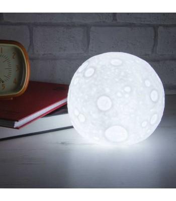 Mēnessgaismas galda lampa