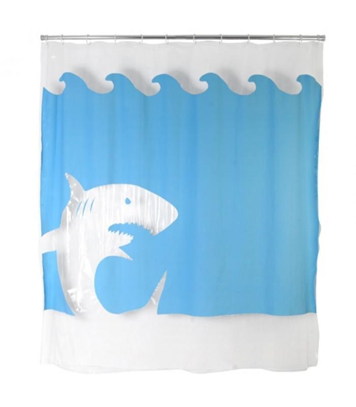 Dušas aizkari Jaws
