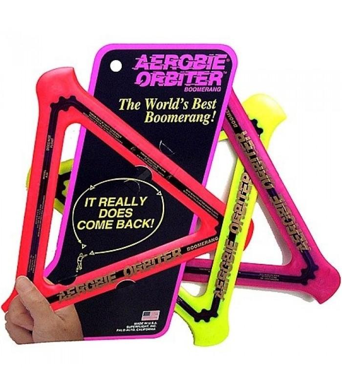 Aerobie Orbiter bumerangs