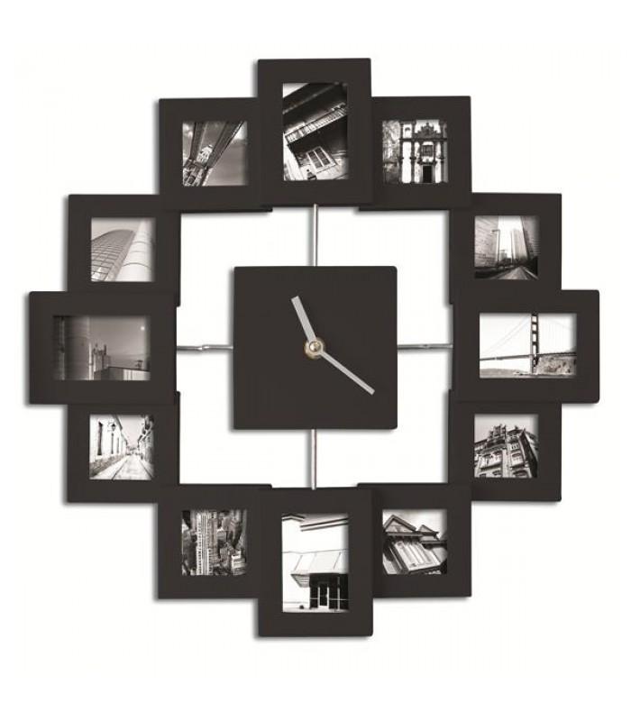 Foto rāmīšu pulkstenis