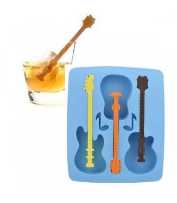 Ledus formiņas ģitāras