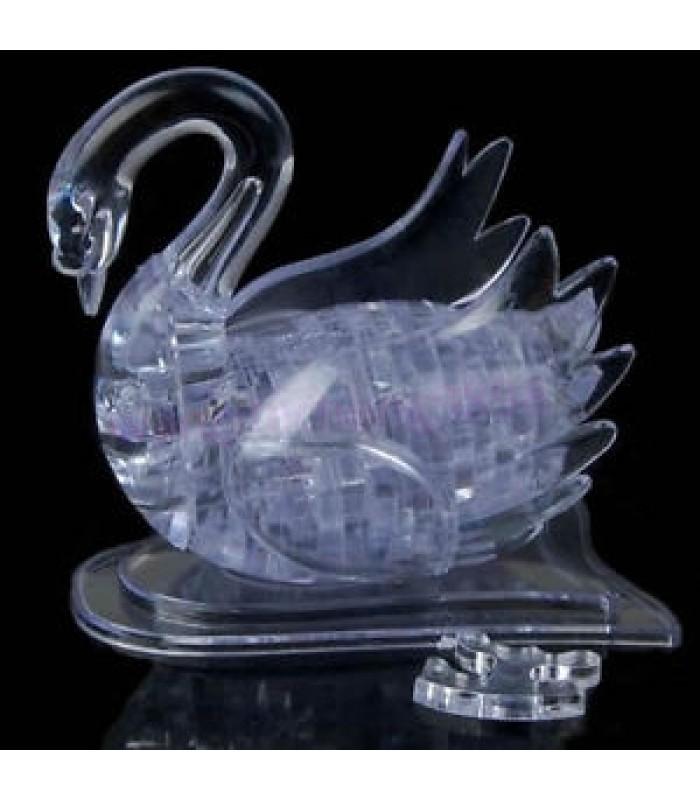 3D Puzle Gulbis