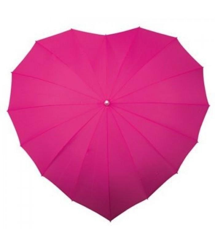 Sirds formas lietussargs