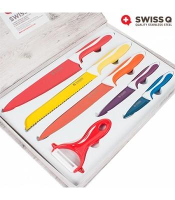 Swiss Q nažu komplekts