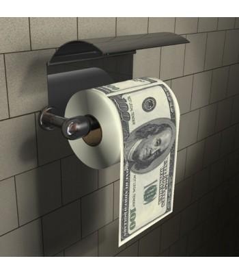 Tualetes papīrs 100 Dolāri