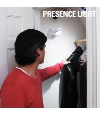 LED lampa ar kustību sensoru
